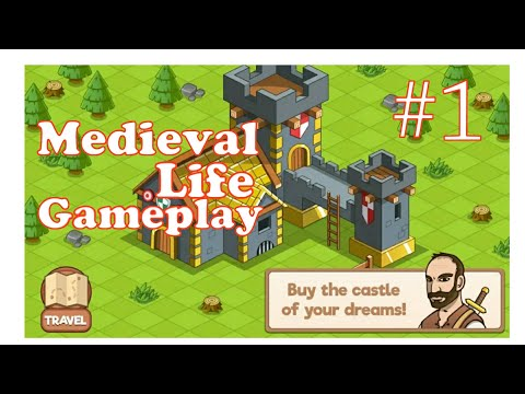 Medieval Life - Gameplay - android#1