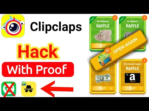 How to hack clipclaps and make lots of money | clip claps hack bangla trick | clipclaps app hack