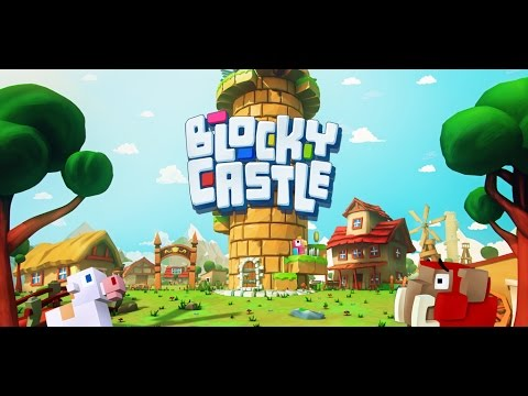 video review of Blocky Castle Climb