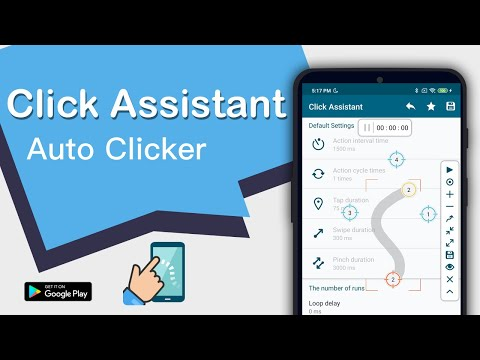 Click Assistant - Auto Clicker: Tutorial