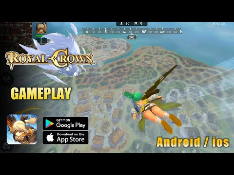 Royal Crown [Global] Gameplay Android / iOS