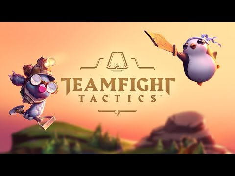 video review of Teamfight Tactics