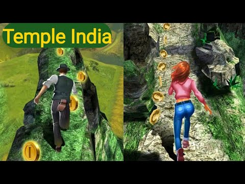 Temple India - Lost Run Gameplay Smart.Game.Pro,,Pilgrimage in India No