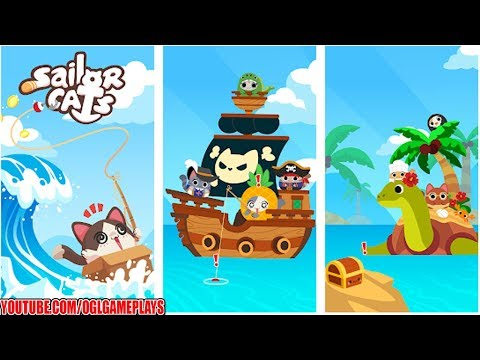 Sailor Cats Android iOS Gameplay (By Platonic Games)