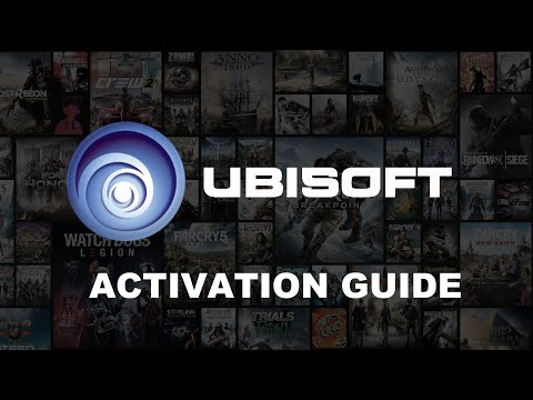 How to activate a game key for Ubisoft Connect (Uplay)