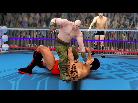 video review of World Tag Team Wrestling Revolution Championship