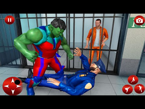 Grand Monster Prison Escape - Android gameplay - jail Escape Gameplay.
