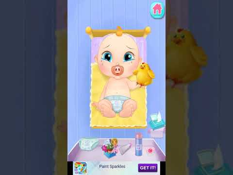 My Newborn Mommy & Baby Care - TabTale Android gameplay Movie apps free kids best top TV film