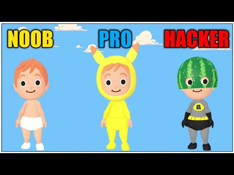 Parenting Choices - NOOB vs PRO vs HACKER ( How Will Your Kid Turn Out ? )