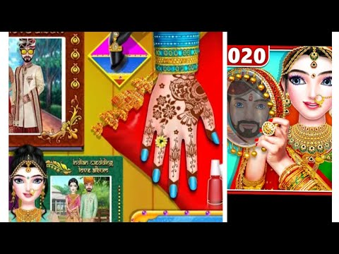 North Indian wedding with Bollywood star celebrity by Royal King games LLC.