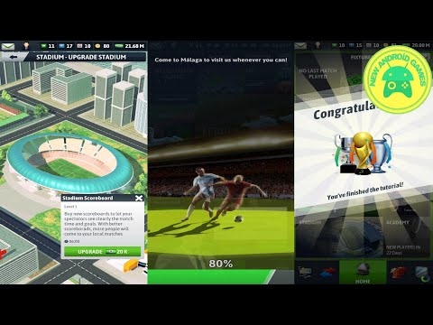 BE SOCCER, FOOTBALL MANAGER, NEW UPDATE, ANDROİD DOWNLOAD,