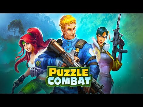 Puzzle Combat - Android Gameplay (By Small Giant Games)