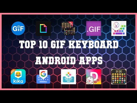 Top 10 GIF Keyboard Android App   Review