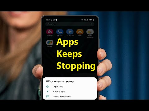 How to Fix Apps Keeps Stopping Issue in Android Phone (2021)