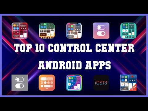 Top 10 Control Center Android App | Review