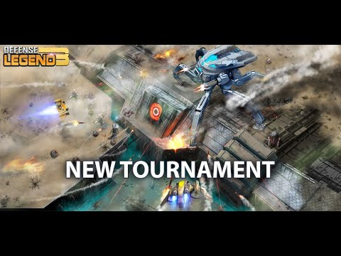 video review of Defense Legend 3