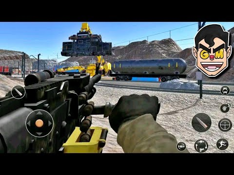 Rangers Honor FPS Sniper Shooting 2019 - Gameplay (Android/iOS)