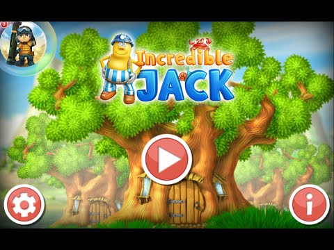 Incredible Jack Chillingo Games Android İos Free Game GAMEPLAY VİDEO