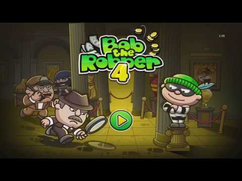 video review of Bob The Robber 4