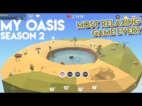 My Oasis Season 2 First Impressions [Android Gameplay Walkthrough]