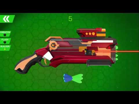 Toy Gun Simulator iOS / Android Gameplay