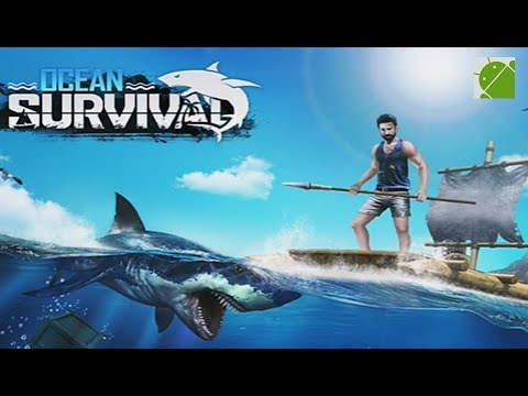 Ocean Survival - Android Gameplay FHD