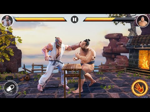Kung fu fight karate offline games 2020: New games ios androd ||