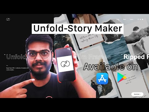 Unfold-Story Maker|Create your own story