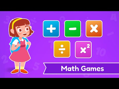 video review of Math Games, Learn Plus, Minus, Multiply & Division