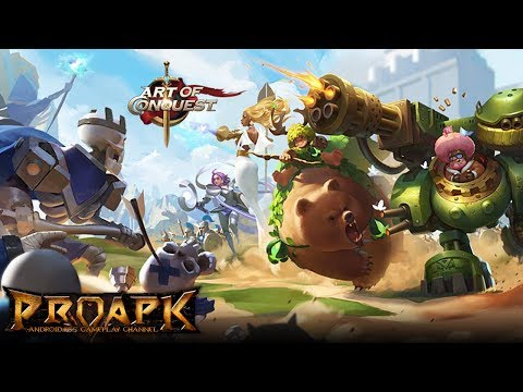 Art of Conquest Gameplay Android / iOS