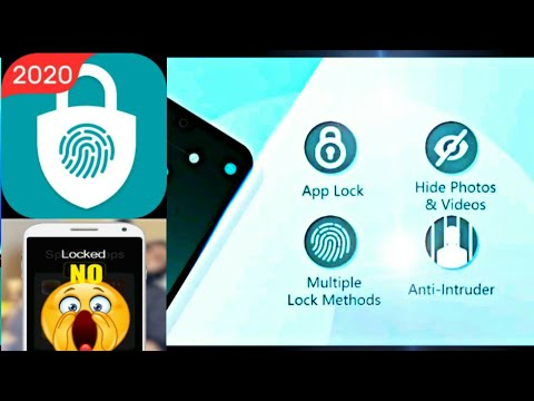 App Review Of KeepLock Lock Apps & Protect Privacy