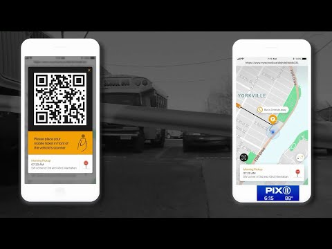 New bus app tracker rolling out in NYC