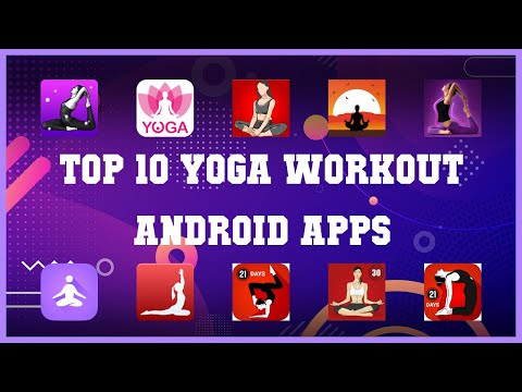 Top 10 yoga workout Android App | Review