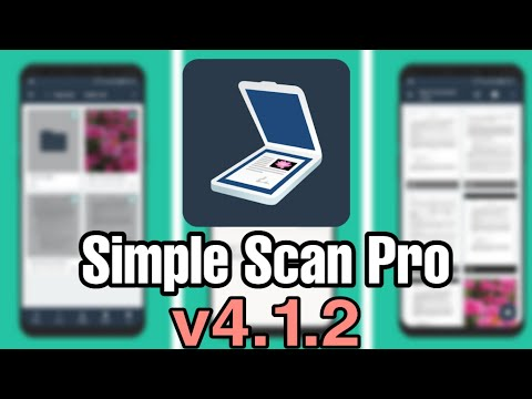 Simple Scan Pro | PDF scanner | v4.1.2 Paid | Free Download