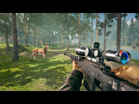 video review of Wild Animal Hunting 2020