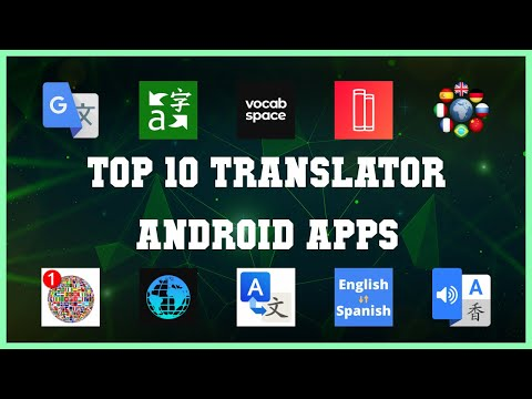 Top 10 Translator Android App | Review