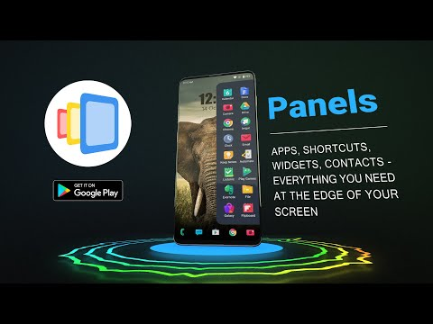 video review of Panels