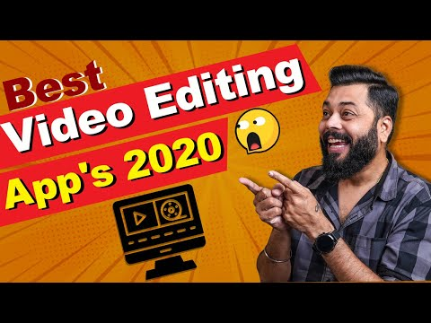 Top 6 Best Video Editing Apps of 2020⚡⚡⚡