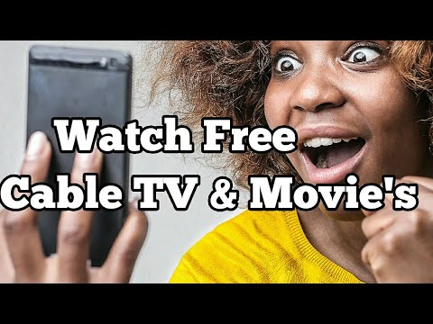 Watch Free Cable TV Shows & Movies With This Free App.