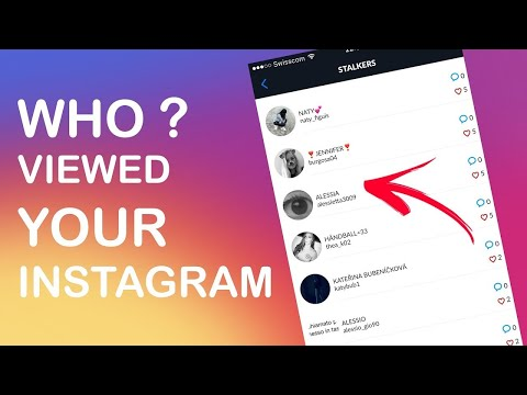 How to See Who Viewed My Instagram Profile On iPhone
