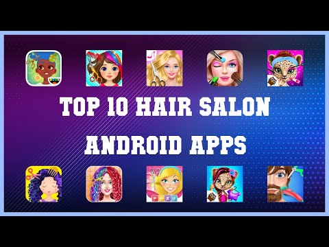 Top 10 Hair Salon Android App | Review