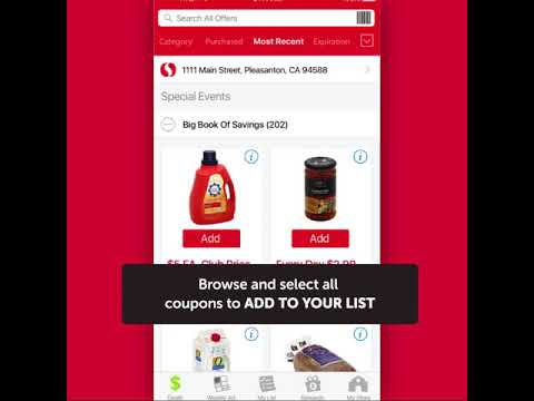 just for U® Just Got Better | How To | Safeway