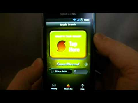 SoundHound Android App Review