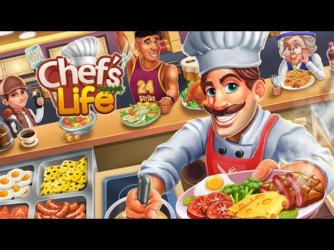 video review of Chef Life : Crazy Restaurant Madness Cooking Games