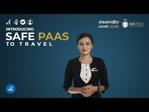 Safe PAAS to Travel | Your New Travel Experience | Buddha Air