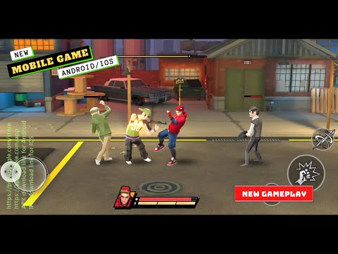 Mobile Games   Spider Hero Gameplay   New Game 2021