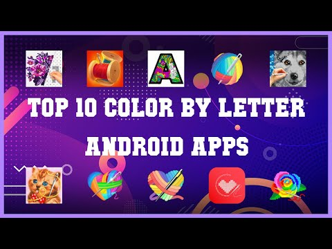 Top 10 Color by Letter Android App | Review