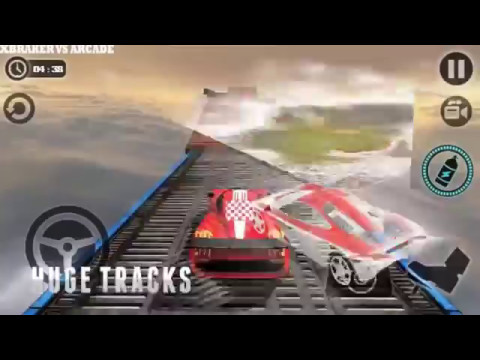 video review of Impossible Car Stunt Games