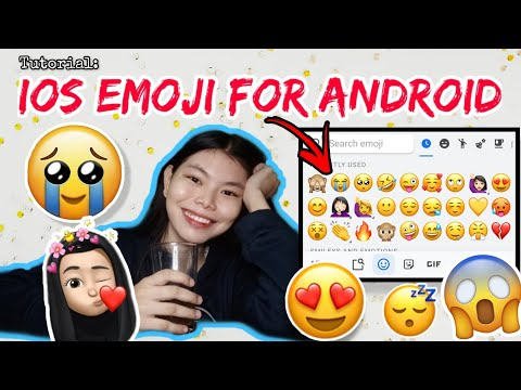 HOW TO GET APPLE (IOS 13.3) EMOJIS ON ANDROID! | NO ROOT | (FOR OPPO USERS: F9)