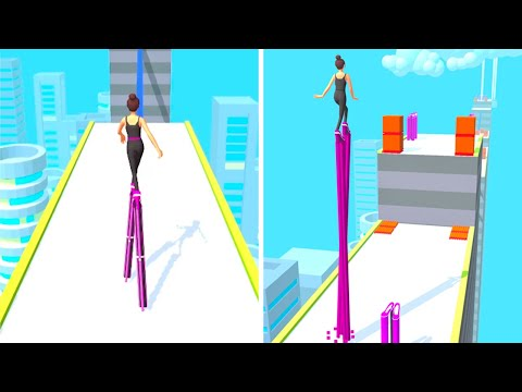 High Heels - All Levels Gameplay Android, iOS
